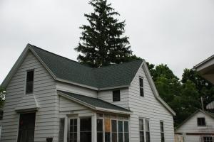 Hazeltine Roof Complete